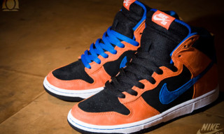 Nike SB Spring 2010 Dunk Premium SB Deep Orange