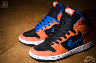 Nike Sb Dunks Naranja Azul Blanco muy barato salida de fábrica popular y barato muchos colores GFm1ahTmt