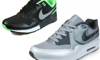 Nike Spring 2010 Air Max Light and Pegasus '89