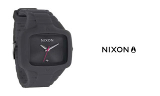 Nixon x Harvey Nichols Rubber Player