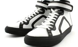Pierre Hardy Spring/Summer 2010 Trimming Hi Cut Sneaker