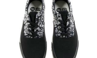 Revolver x So-Me Low Top Sneakers