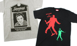 "Revolver x So-Me Spring/Summer 2010 ""Elvis"" T-Shirts"