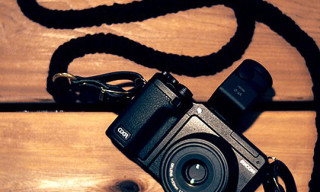 Roberu x Silly Thing Camera Strap