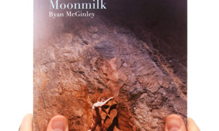 Moonmilk Book by Ryan McGinley