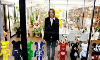 The Selby visits Tatsuhiko Akashi of Medicom Toys