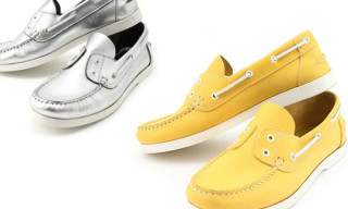 UCS Spring/Summer 2010 Slip On Deck Shoes