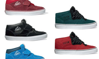 Vans Vault Spring 2010 Collection – Mountain Edition and Half Cab