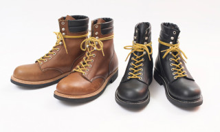 victim Spring/Summer 2010 Leather Work Boots