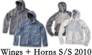 Wings + Horns Spring/Summer 2010 Collection – Archive and Research
