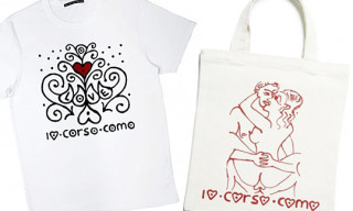 10 Corso Como Valentine's Day T-Shirts, Tote Bags & Oils