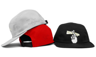 """ALIFE x HBO """"How to Make it in America"""" 5-Panel Hats"""