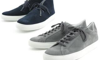 Ambassador Suede Chukka & Low Cut Sneakers