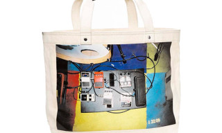Ari Marcopoulos x Tommy Hilfiger x Whitney Museum Tote Bag