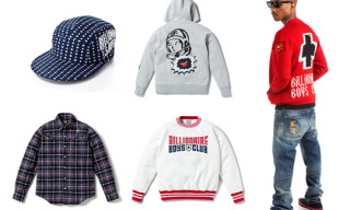 Billionaire Boys Club/Ice Cream Launch European Webstore