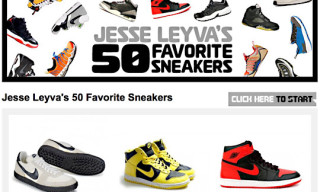 Complex – Jesse Leyva's Top 50 Sneakers