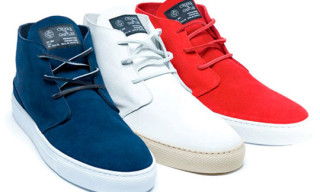 Crooks & Castles Summer 2010 Footwear – Apache