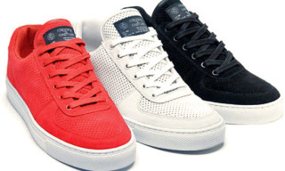 Crooks & Castles Summer 2010 Footwear – Isa