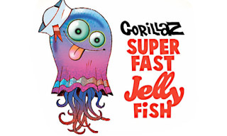 "Gorillaz ""Superfast Jellyfish"" feat. De La Soul & Gruff Rhys"