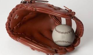Hermès Man NYC – Baseball Glove & Baseball