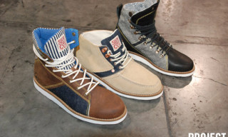 Project LV | Heyday x Sugar Cane Footwear Collection