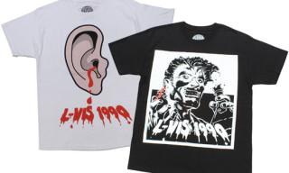 L-Vis 1990 x Roc Star T-Shirts