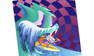 "MGMT ""Congratulations"" Album Cover by Anthony Ausgang"