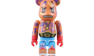 Medicom Toy x Tokidoki Be@rbrick Fighter