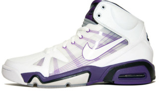 Nike Air Hoop Structure Flywire