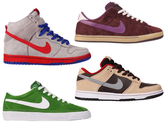 New Nike Sb Shoes 2010