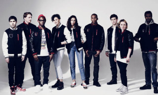 Nike Sportswear London Destroyer Varsity Jacket