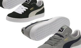 Puma Suede Spring/Summer 2010 UK Exclusives