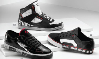 Rebel Skate Series by etnies Plus