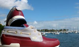 ShoeGallery x Upset Gentlemen x adidas ZX700 Boat – Release