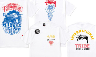 Stussy XXX Anniversary T-Shirt Collection – Group #1