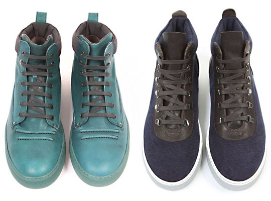 Lanvin Spring/Summer 2010 Ankle Sneakers