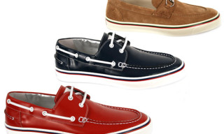 Gucci Spring/Summer 2010 Boat Shoes – New Releases