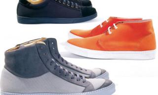 The Generic Man Spring/Summer 2010 Footwear