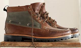Timberland Boot Company x rag & bone Fall 2010 Boots – A Closer Look
