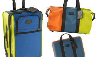 Tumi for Opening Ceremony Luggage Collection