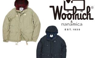 Woolrich & nanamica 60/40 Mountain Parka