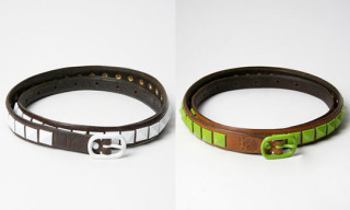 A.Coba.It Studded Belts