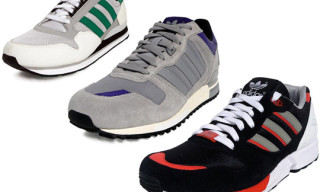 adidas Originals ZX Series – March 2010 Releases