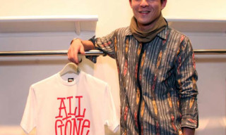 All Gone Launch at Stussy Los Angeles – Recap