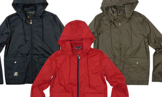A.P.C. x K-Way Spring 2010 Packable Parka – All Colorways