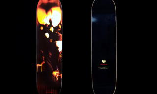 Applebum x Wu-Tang x Danny Hastings Skate Deck