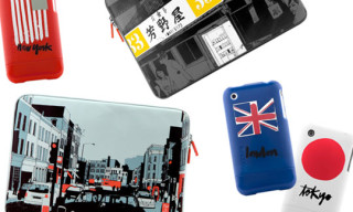 Curated by Arkitip: Incase x Evan Hecox iPhone Cases and Laptop Sleeves