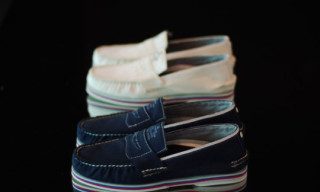 Band of Outsiders for Sperry Topsider Spring/Summer 2010
