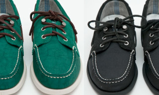 Band of Outsiders for Sperry Topsider Spring/Summer 2010 Deck Shoe