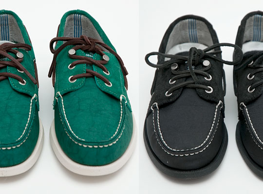 Band of Outsiders for Sperry Topsider Spring/Summer 2010 ...